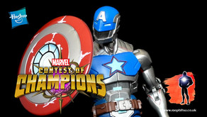 Review : Marvel Legend Civil Warrior, Gamerverse Contest of Champions
