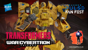 Hasbro Pulse Fan Fest, Transformers War for Cybertron : Trilogy, inc Galvatron and the Autobot Ark