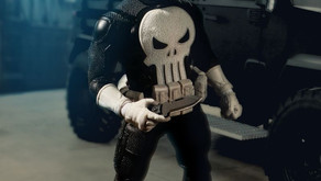 """Mezco One:12 """"Special Ops"""" Punisher, Summer Exclusive"""