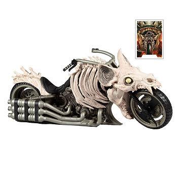 Batcycle, Dark Night Heavy Metal