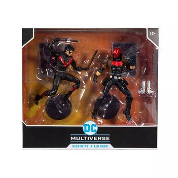 Nightwing (vs Red Hood)