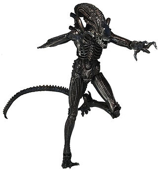 Genocide Alien Black