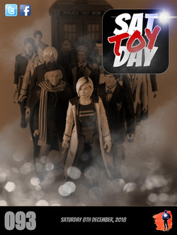 093 Action Figure Sat-TOY-day News, 8th