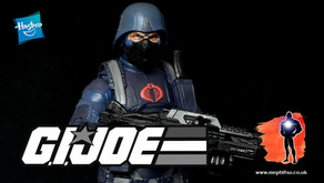 Review : G.I. Joe Classified Series Cobra Infantry (Wave 3)