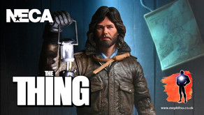 NECA Ultimate R.J. MacReady (Outpost 31), The Thing