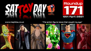 SatTOYday Action Figure News Roundup : Issue 171