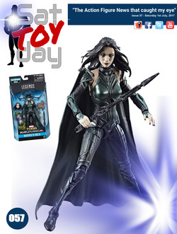 057 Action Figure Sat-TOY-day News, 1st July 2017