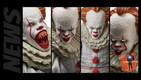 Medicom MAFEX Pennywise the Clown, It Movie