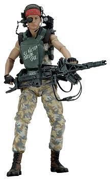 Private Jenette Vasquez, Smart Gunner