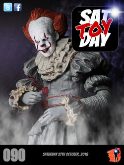 090 Action Figure Sat-TOY-day News, 27th