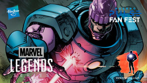 Hasbro Pulse Fan Fest, Marvel Legends HasLab Sentinel & Future Project Tease