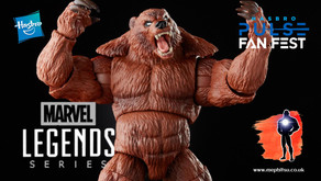 Hasbro Pulse Fan Fest, Marvel Legends Iron-Man wave with Ursa Major BAF