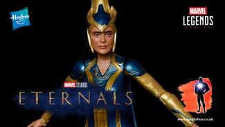 Review: Marvel Legends Ajak Exclusive, Eternals