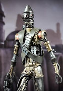 Star Wars Black Series IG-11 from The Ma