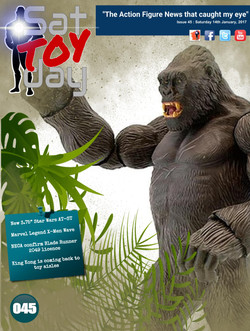 045 Action Figure Sat-TOY-day News, 14th January 2016