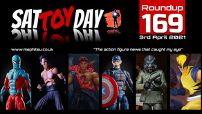 SatTOYday Action Figure News Roundup : Issue 169