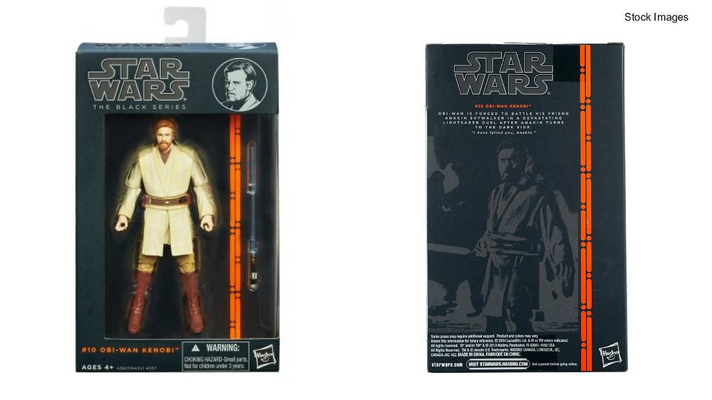 Review Star Wars Black Series Obi Wan Kenobi Revenge Of The Sith 10