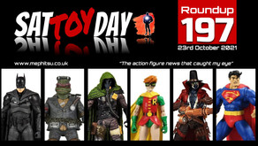 SatTOYday Action Figure News Roundup : Issue 197