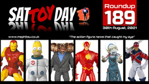 SatTOYday Action Figure News Roundup : Issue 189