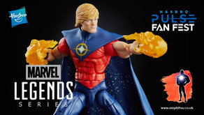 Hasbro Pulse Fan Fest, Marvel Legends Quasar