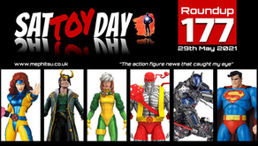 SatTOYday Action Figure News Roundup : Issue 177