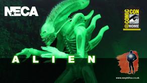 NECA Glow in the Dark Big Chap Alien SDCC 2020 Exclusive
