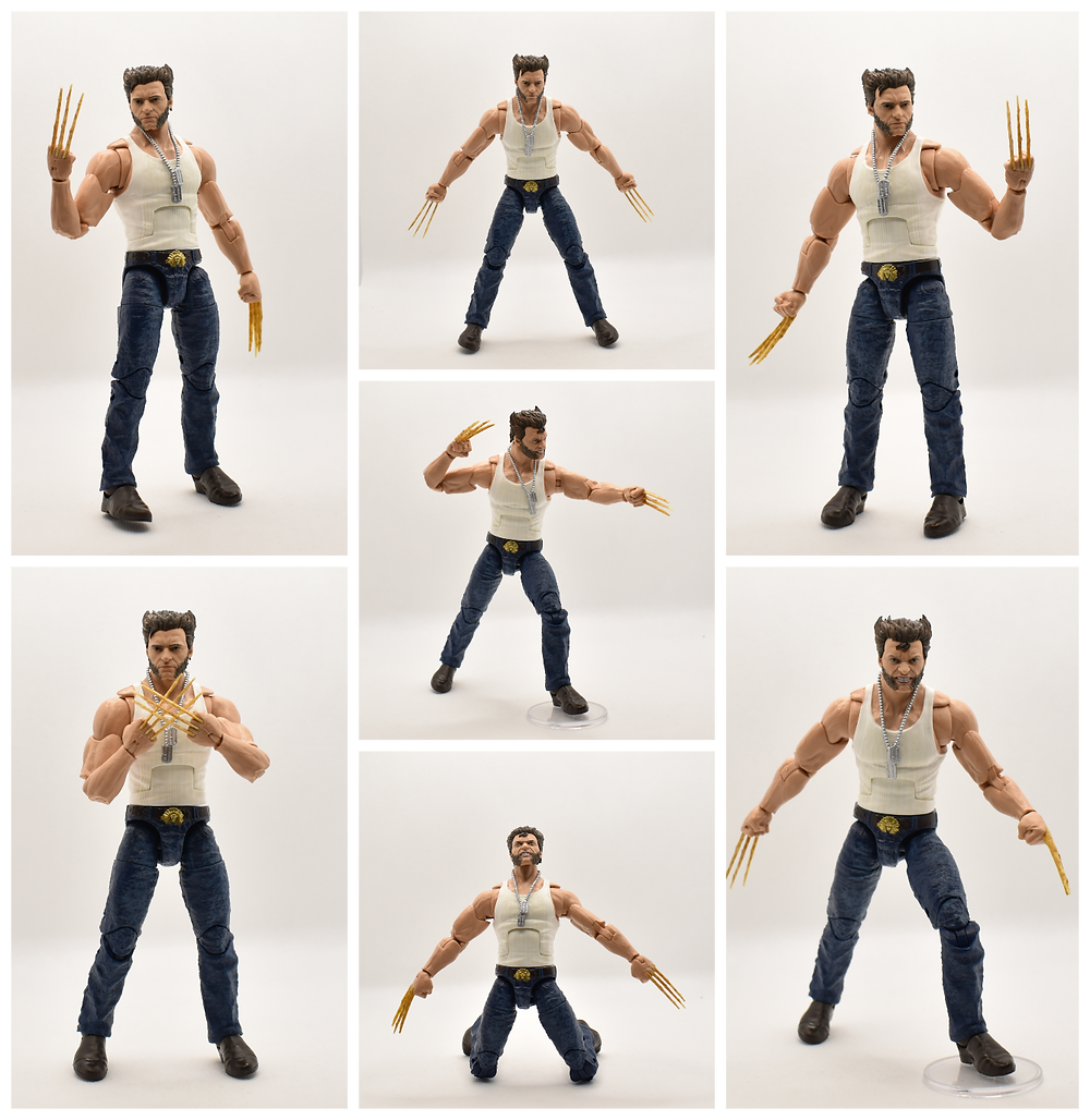 Review of the Marvel Legends X-Men 20th Anniversary Wolverine from X-Men Origins Wolverine, Amazon Exclusive Action Figure