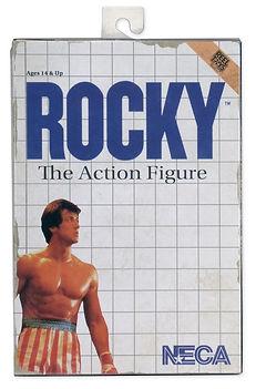 Rocky Balboa, video game