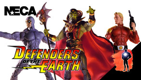 NECA Defenders of the Earth Series 1