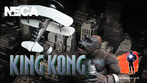 NECA Ultimate King Kong, The Empire State Building Battle