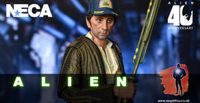 Review : NECA Brett Alien 40th Anniversary