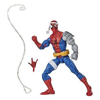 Cyborg Spider-Man