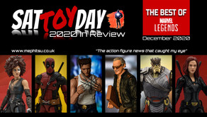 2020 in Review : The Best of Marvel Legends
