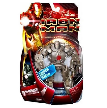 Iron-Monger (Red Arc Reactor)