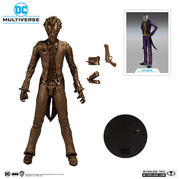 Platinum Collection Arkham Joker