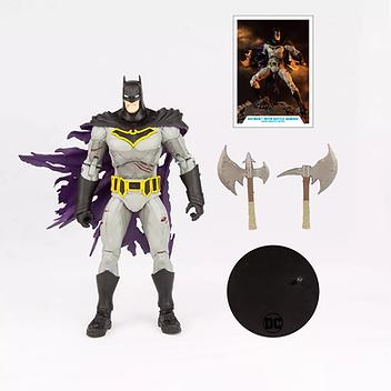 Batman 'Battle Damaged' Dark Knights Metal
