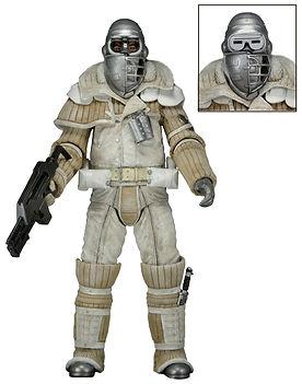Weyland Yutani Commando