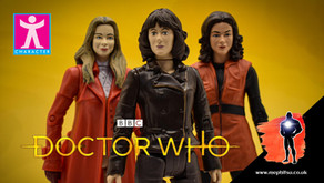 Review : Doctor Who Companions of the 3rd & 4th Doctor Exclusive Set