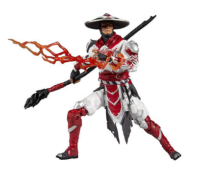 Raiden, Merciless Guardian Skin