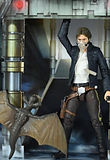 Star Wars Black Series Han Solo Exogorth