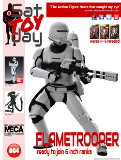 004 Action Figure Sat-TOY-day News, 5th December 2015