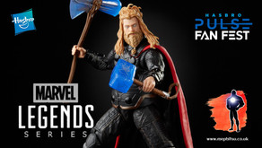 Hasbro Pulse Fan Fest, Marvel Legends Infinity Saga Collection, Avengers Endgame 'Final Battle' Thor