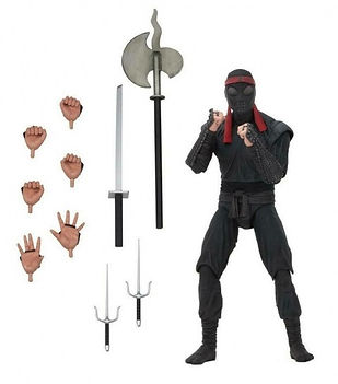 Foot Soldier, bladed weapons