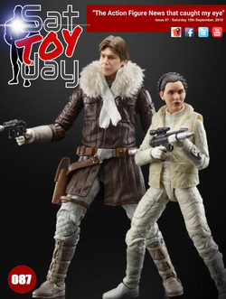 087 Action Figure Sat-TOY-day News, 15th