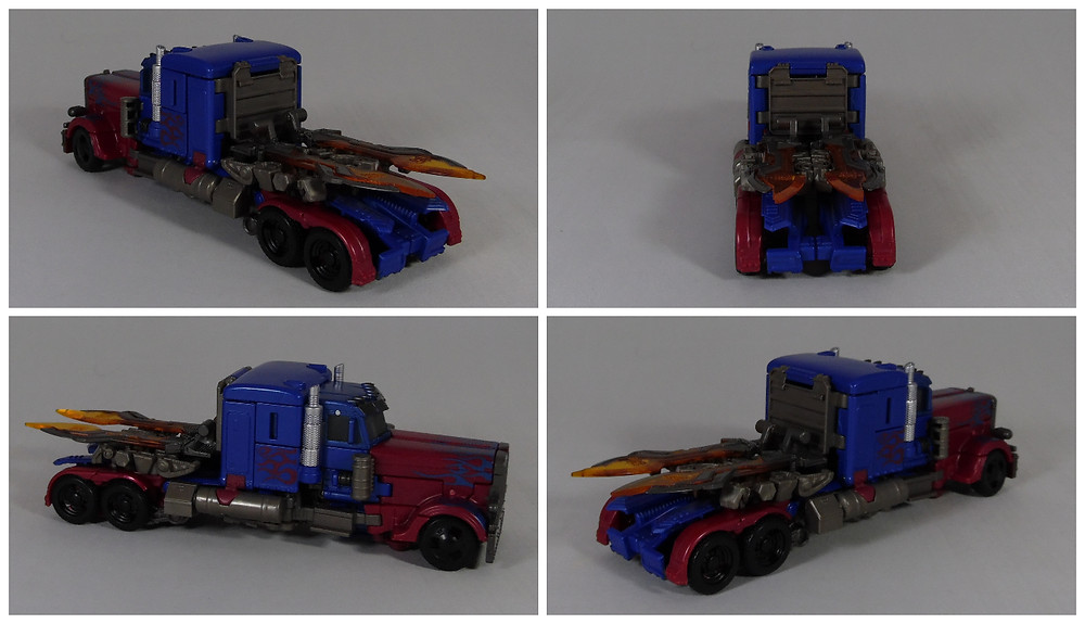 Review of the Transformers Studio Series 05 Optimus Prime
