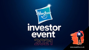 Hasbro Investor Event 2021 : Fortnite Action Figures and Hasbro Pulse to launch in UK