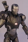 Marvel Select Action Figure War Machine