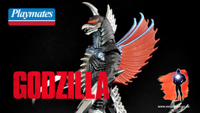 Review : Playmates Gigan (2004), Godzilla : Final Wars