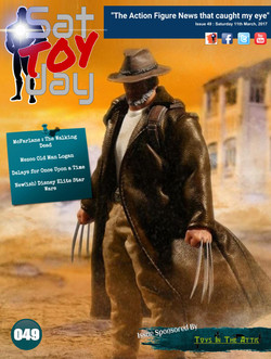 049 Action Figure Sat-TOY-day News, 11th March 2017