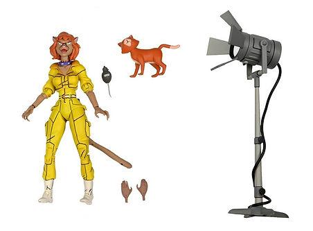 April O'Neill, Catwoman